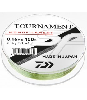Daiwa Tournament SF Monofilament Line | Green-Clear
