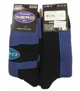 Socks Volzhanka NERO Thermo -25C
