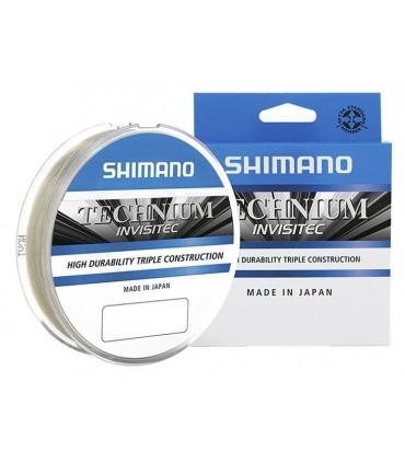 Shimano Technium Invisitec monofilament line
