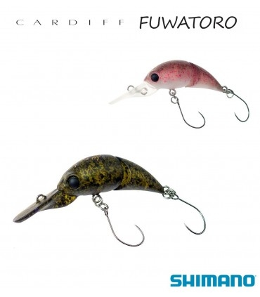 Shimano Cardiff Fuwatoro