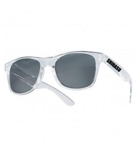 Balzer Polarized Sunglasses | Transparent Frame - Grey Lenses