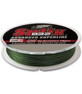 Sufix 832 Advanced Superline® | Low-Vis Green