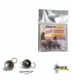 """Tungsten Cheburashka Jig Head """"Akara"""""""