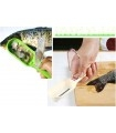 Fish Scaler with Scale Collector