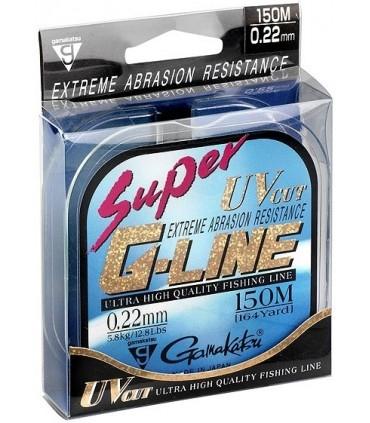 Gamakatsu Super G-Line monofilament line