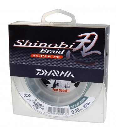 Daiwa Shinobi braided line