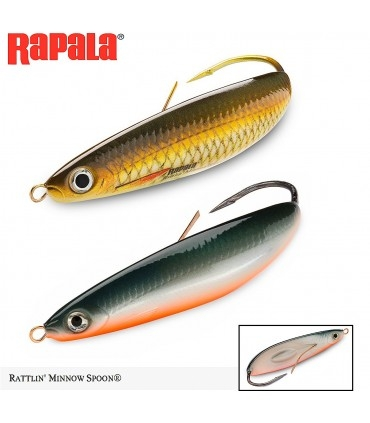 Rapala Rattlin' Minnow Spoon