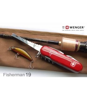 Wenger Fisherman Swiss Army knife