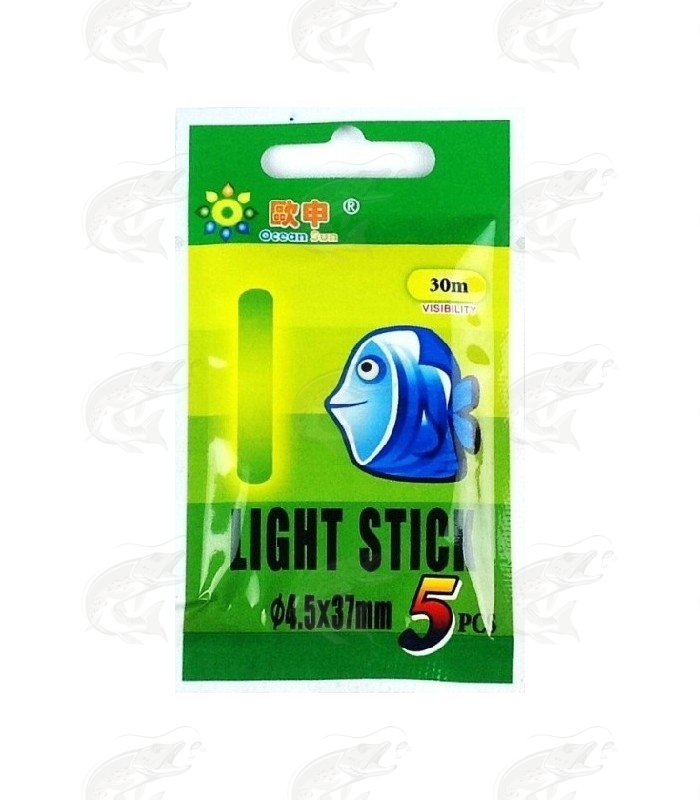 Chemical Light Sticks 4,5 x 37 mm