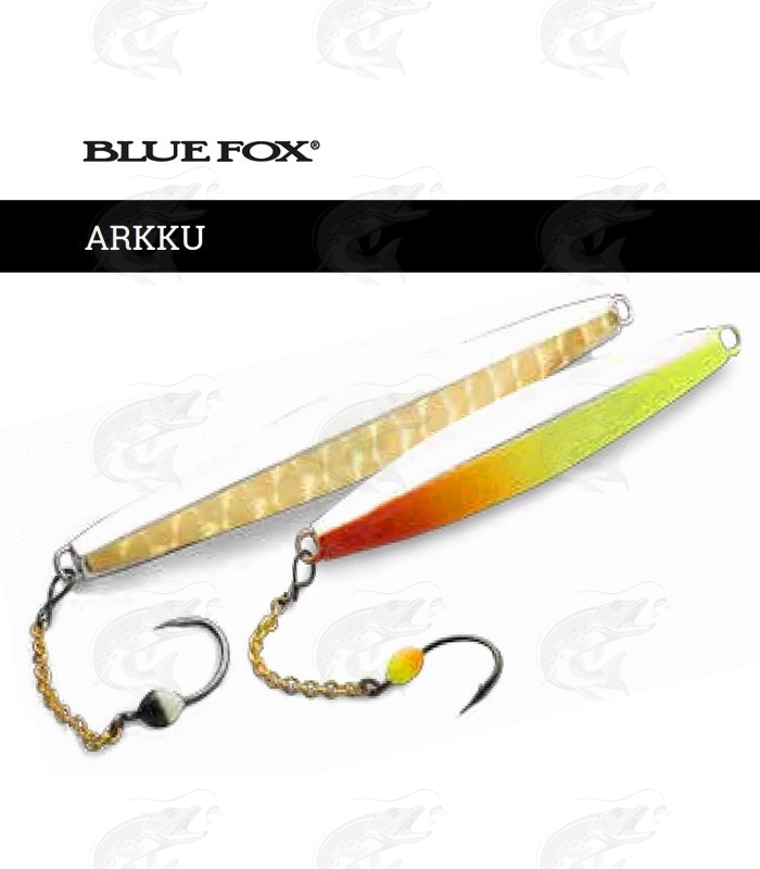 Blue Fox Arkku