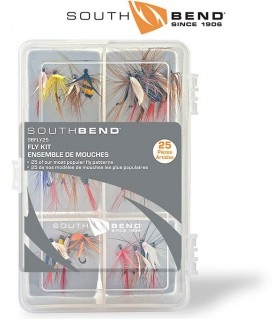 South Bend 25 pcs Fly Assortment