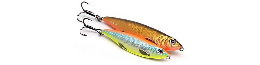 Savage Gear lures for sea trout fishing