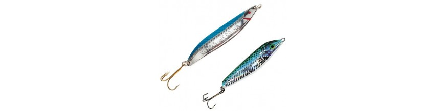 Wiggler sea trout lures