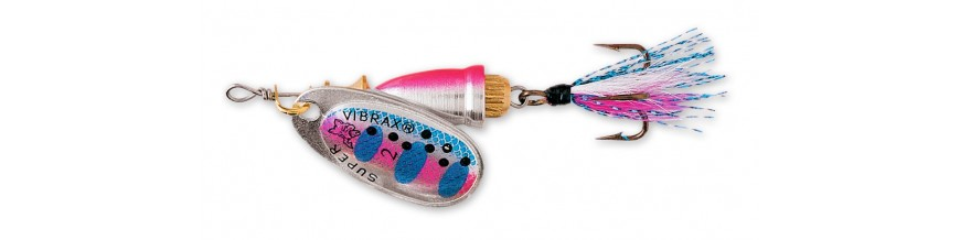 Blue Fox Spinners / Lures