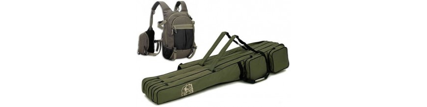 Fishing Tackle Bags and Packs