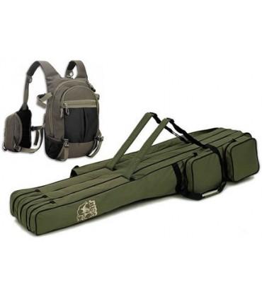 Tackle Packs & Bags