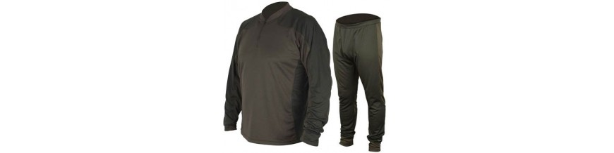 Base Layers & Mid Layers for fishing and outdoor activities
