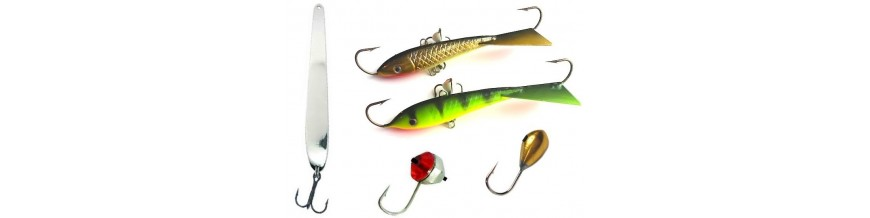 Lures for Ice Fishing
