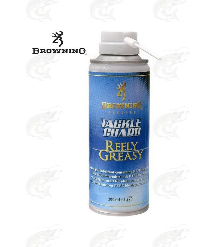 Browning Reely Greasy reel oil