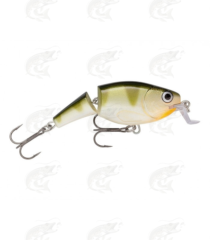 Rapala Jointed Shallow Shad Rap   color YP