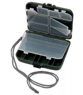 Double-Sided Utility Box 12 cm x 10 cm x 3,5 cm