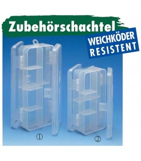 Double-Sided Clear Utility Box
