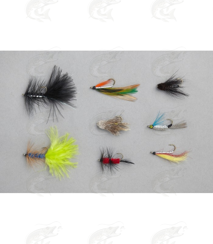 "Balzer Fly Assortment ""Trout Steamer"""