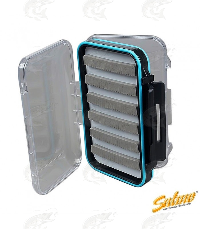 Fly Fishing Utility Box Salmo Fly Special