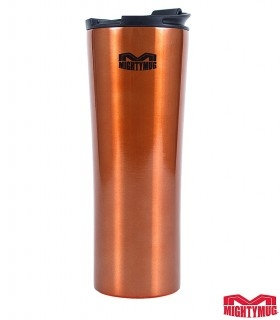 Mighty Mug Go SS: Stainless Steel Copper