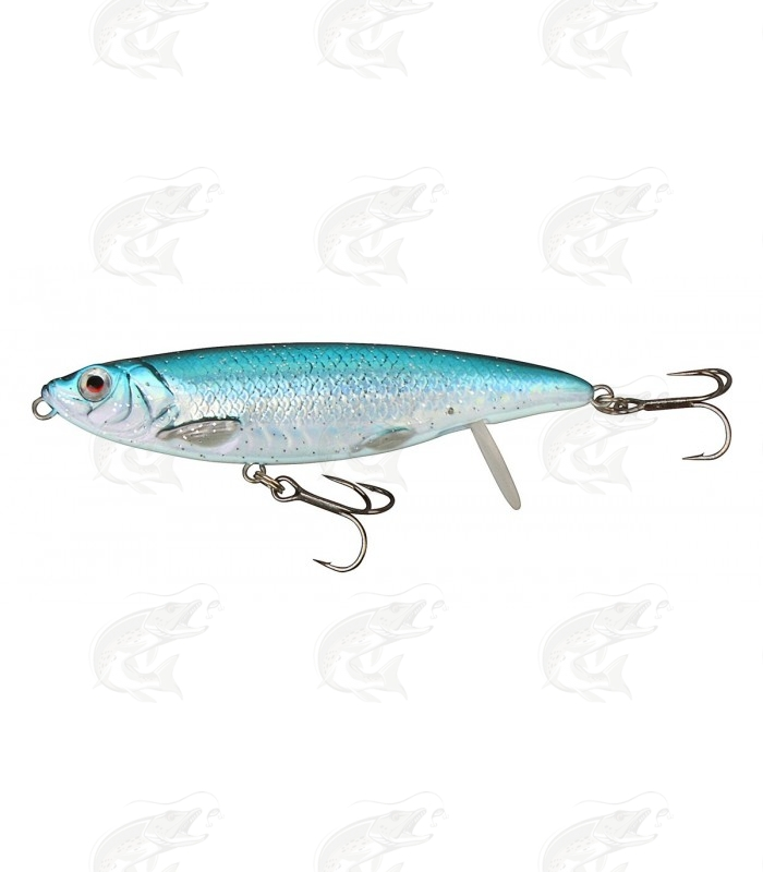 Savage Gear 3D Backlip Herring   Blue Silver