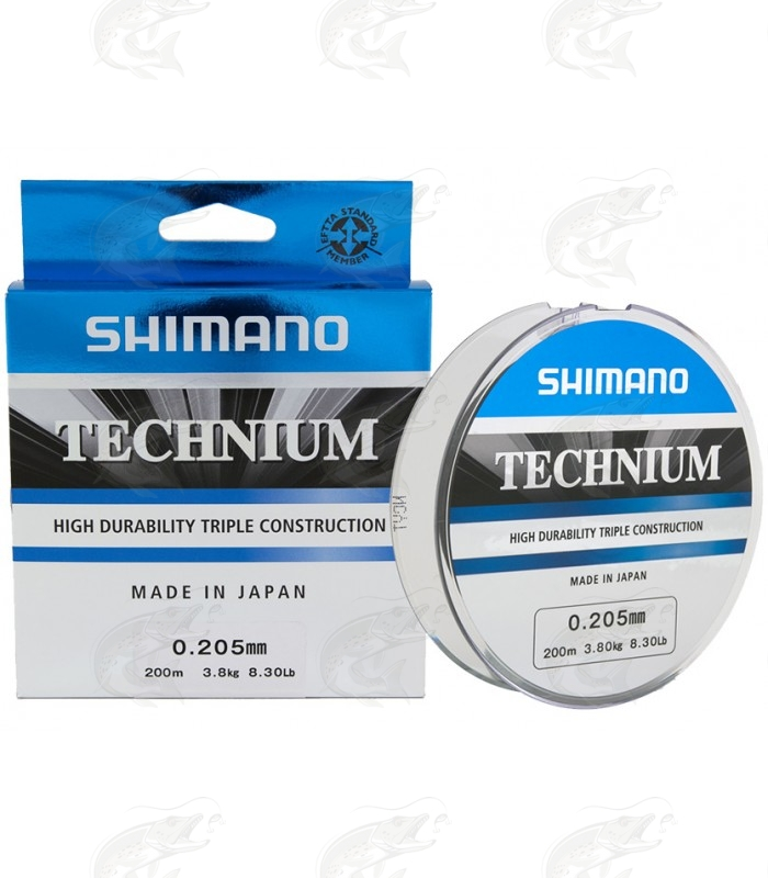 Shimano Technium monofilament line 2016