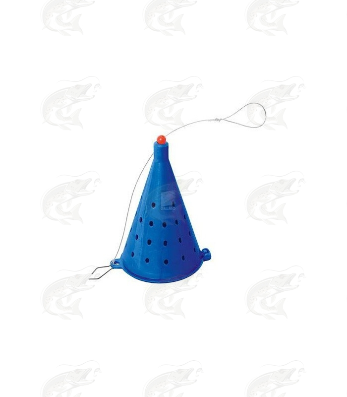"Ice fishing feeder ""Cone"" 10 cm"