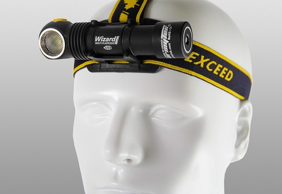 Supercool headlamp from ArmyTek