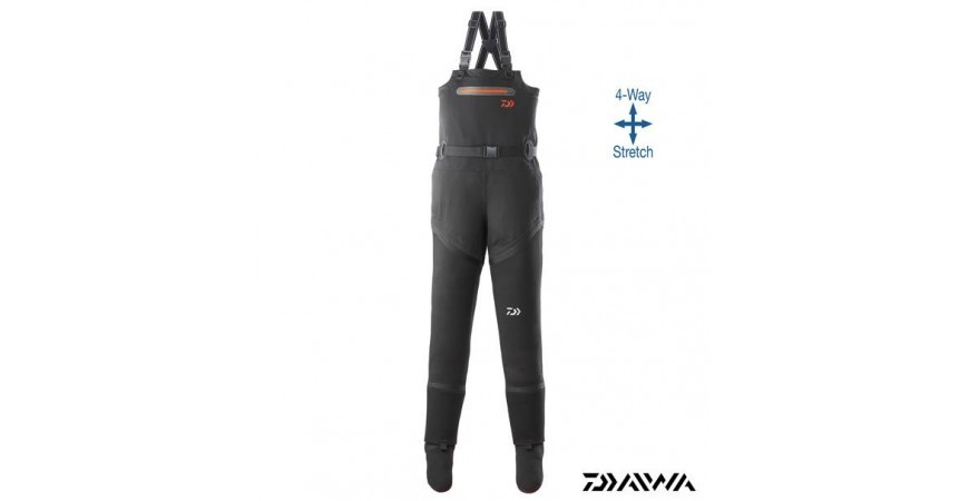 Hybrid waders from Daiwa